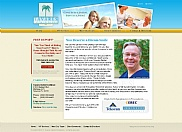 Tavares Dental Excellence contacted us to give their existing web site a complete face lift. We accomplished this with a design containing warm and inviting colors and photos along with informative information.