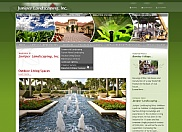 Juniper Landscaping had seen one of our previous projects (Girard Environmental) and contacted us to see what we could do for them.  We gladly designed a custom web site with eye-catching colors and photos and all of the features they were looking for.
