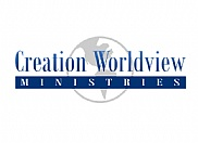 New updated logo design to match the new web site for Creation Worldview Ministries.