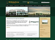 McNulty Group, Inc. had an existing web site, but it was not a proper representation of the high status of the company itself. We created a sharp new design and incorporated all of the features needed for a company with high volumes of inventory.