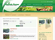 We gave Seminole Farms the ability to upload an unlimited number of inventory items and photos onto the web site via a custom administrative interface.