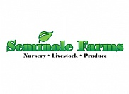 Seminole Farms did not have any type of corporate identity so we went ahead and designed a clean logo to reflect their green and nursery related business.