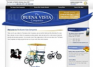 The Buena Vista Companies needed a redesign and opted to have us match the same look and feel as the Buena Vista Scooters web site we had developed for them.