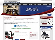 We custom programmed the online reservation system and fully integrated it with an in-house reservation system running at The Buena Vista Companies facilities. This allows the web site reservations to seamlessly import into their existing system along with their standard over-the-phone reservations to keep everything together and keep track of their rental inventory and availability.