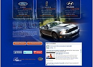 Parks Motor Group came to us for a redesign of their main gateway page leading into their Ford, Lincoln and Hyundai dealerships in Gainesville, FL. We also incorporated social media networks into the site to promote visitor interaction.