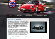 A member of the Porsche Club of America approached us for a custom website design for use by the Zone 12 division of their club. We created a design with a similar color palette as the parent PCA website but with it's own unique look and feel.